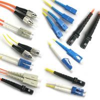 Fiber optik patch kablo